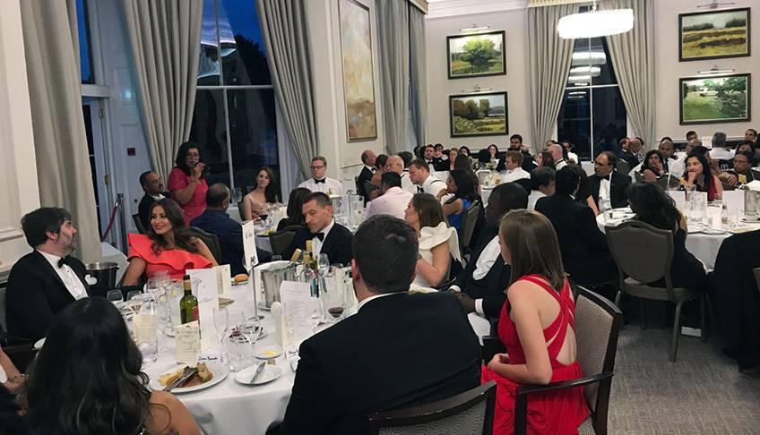 Transputec honoured at charity gala dinner