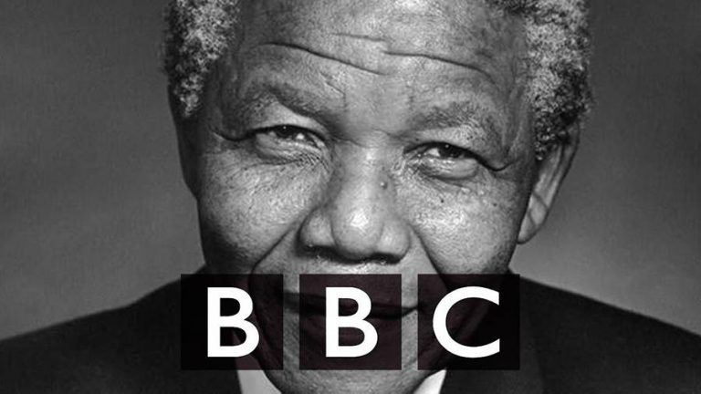 How the BBC managed to rain on Mandela's parade
