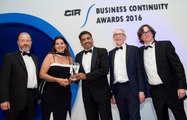 Crises Control is Most Innovative BC Product of the Year