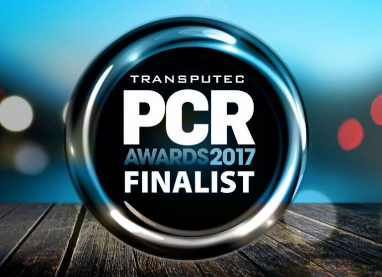 Transputec shortlisted in PCR Awards 2017
