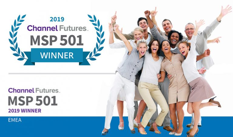 Transputec recognised as 15th best Managed Service Provider (MSP) in EMEA region 2019 by Channel Futures