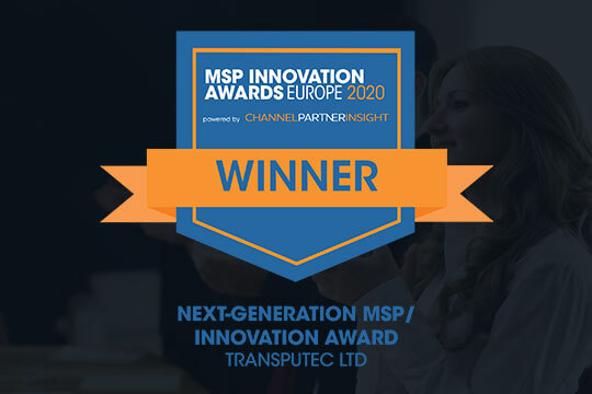 MSP/ Innovation Award 2020
