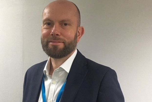 A warm welcome to our new Director of Services, Stuart Salt