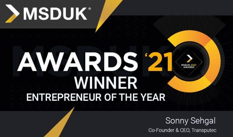 MSDUK Award 2021