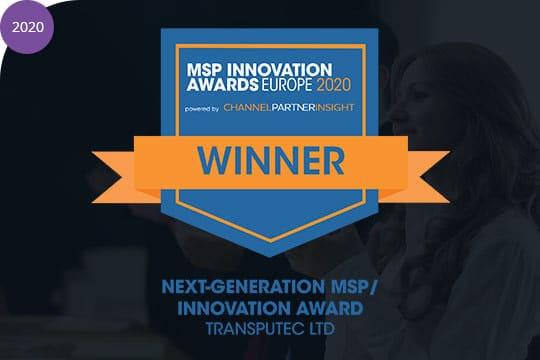 MSP Awards 2020