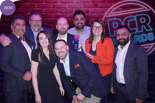 PCR Award 2020